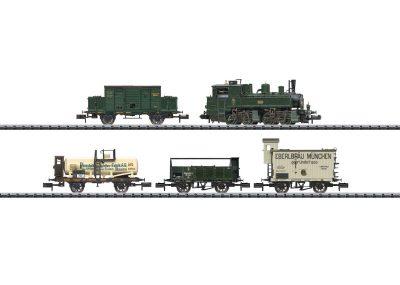 Zugpackung Bay.Güterzug <br/>TRIX 11632