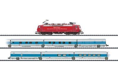Zugpackung Nachtzug DB AG <br/>TRIX 11636