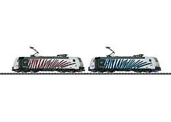 Lok-Doppelpackung ZEBRAS <br/>TRIX 12102