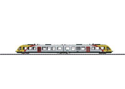Diesel-Triebwagen LINT 41 HLB <br/>TRIX 12363