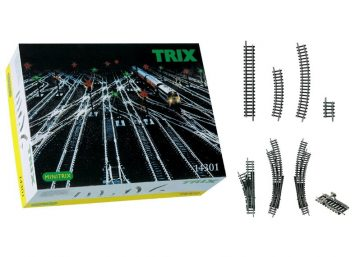 Gleis-Ergänzungs-Set <br/>TRIX 14301 1