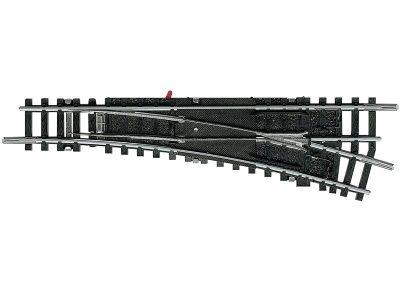 Weiche, mit manueller Bedienung, rechts R4 <br/>TRIX 14939