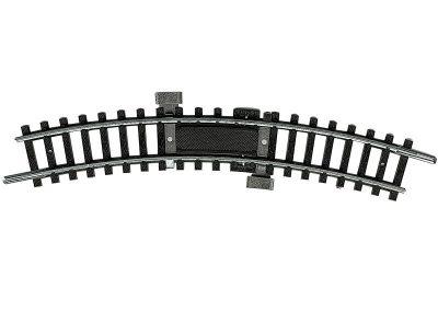Anschluss-Gleis mit Entstör-Kondensator, R1, NICHT für Digitalbetrieb! <br/>TRIX 14972