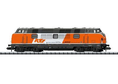 Diesel-Lokomotive BR 221 RTS <br/>TRIX 16202