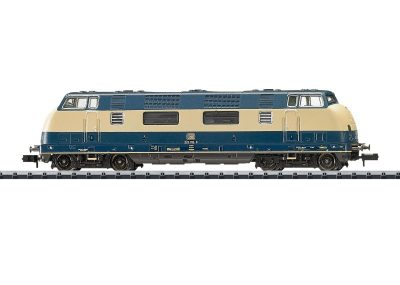 Diesel-Lokomotive BR 220 DB <br/>TRIX 16222