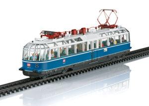 Aussichtstriebwagen BR 491 DB <br/>TRIX 22193