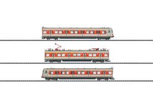 Triebzug, S-Bahn, BR 420 DB <br/>TRIX 22654