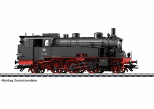 Tenderlok BR 75 DB <br/>TRIX 22793
