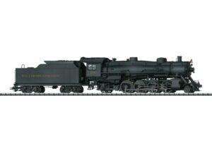 Dampf-Lokomotive Mikado B<(>&<)>O <br/>TRIX 22816