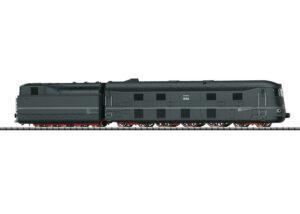 Dampf-Lokomotive BR 05 Cab Forward DR <br/>TRIX 22916