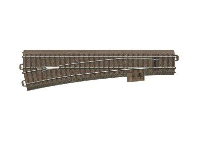 Weiche links r1114,6 mm <br/>TRIX 62711