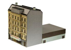 Bausatz Stadthaus mit Kino <br/>TRIX 66148