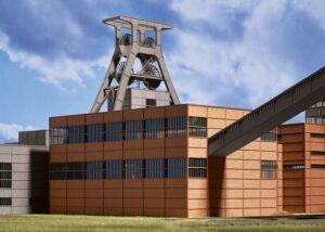 Bausatz Zeche Zollverein 2 <br/>TRIX 66311