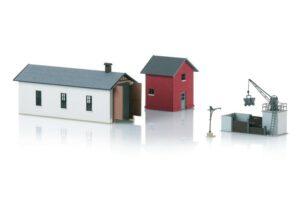 Bausatz Nebenbahn-Betriebswer <br/>TRIX 66315