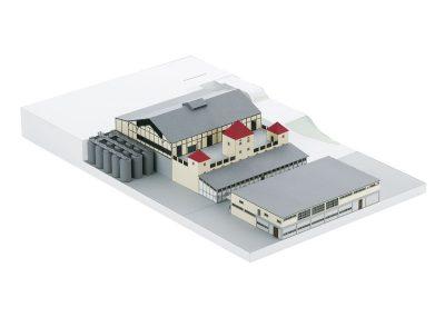Bausatz Brauerei Weihenstepha <br/>TRIX 66321