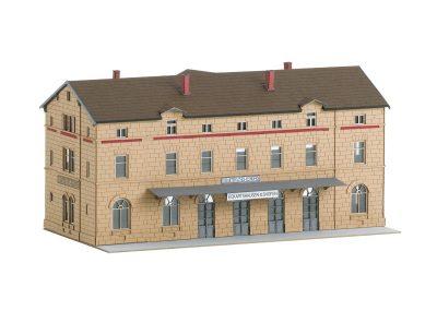 Bausatz Einheitsbahnhof Sands <br/>TRIX 66322