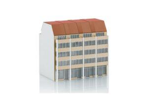 Bausatz City-Wohnhäuser <br/>TRIX 66332