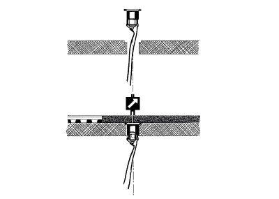 Beleuchtungseinrichtung für Weichenlaterne <br/>TRIX 66740