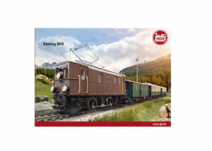 LGB-Katalog 2016 D <br/>LGB 8446