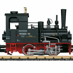 Dampf-Lokomotive 99 5604 DR LGB 20180