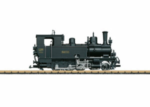 Dampf-Lokomotive G 3/4 Rhätia RhB <br/>LGB 20273