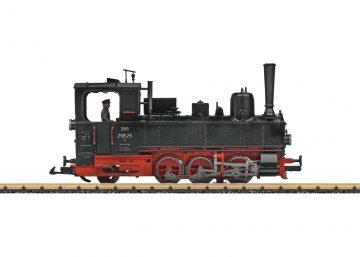 Dampf-Lokomotive 298