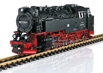 Dampf-Lokomotive 99