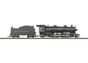 "Dampf-Lokomotive ""Mikado"" NYC <br/>LGB 27872"