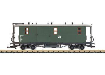 Sächsischer Gepäckwagen DR <br/>LGB 30322 1