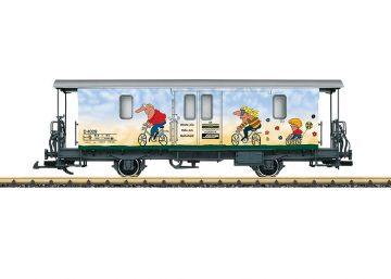 Fahrradwagen RhB <br/>LGB 34555 1