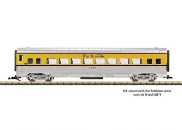 Personenwagen, Passenger Car DRGW <br/>LGB 36573 1