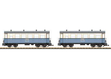 Wagen-Set SchB <br/>LGB 36642 1