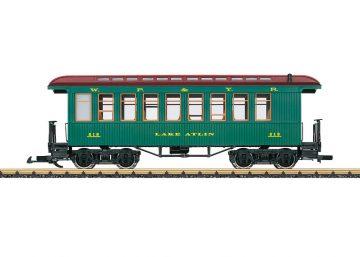 Persoenwagen WP+Y RR <br/>LGB 36809 1