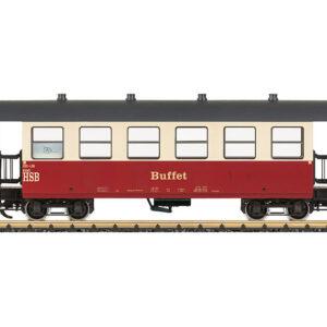Buffetwagen HSB LGB 37734