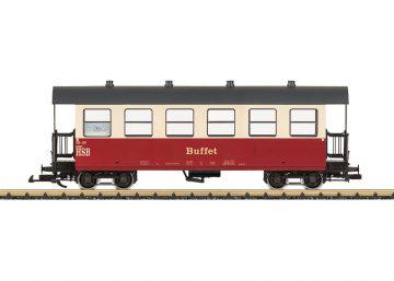 Buffetwagen HSB <br/>LGB 37734 1