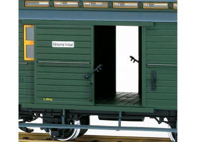 Zugführerwagen SOEG <br/>LGB 40268