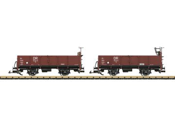 Güterwagen-Set Ow DR <br/>LGB 41031 1