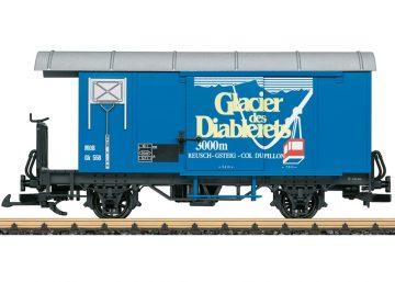 Güterwagen Glacier MOB <br/>LGB 41284 1