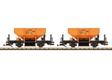 Schotterwagen-Set SKL HSB <br/>LGB 43419 1