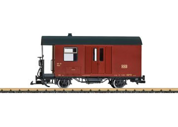 Gepäckwagen HSB <br/>LGB 43521 1