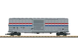 Amtrak Materialwagen Phase II <br/>LGB 44931