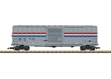 Amtrak Materialwagen Phase II <br/>LGB 44931 1