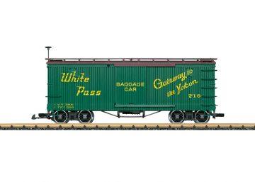 White Pass & Yukon RR B <br/>LGB 48675 1