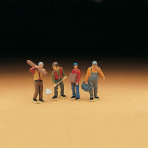 Arbeiter, Set 1 LGB 51430