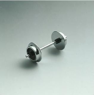Metallradsatz klein, 2 Stk