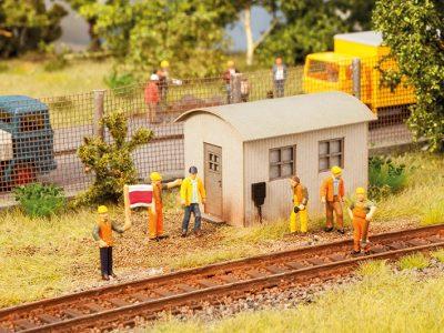 Gleisbauarbeiten <br/>NOCH 12011