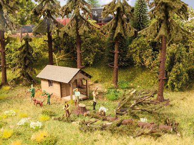 Waldarbeiten <br/>NOCH 12046