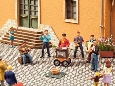 Straßenmusiker <br/>NOCH 12820
