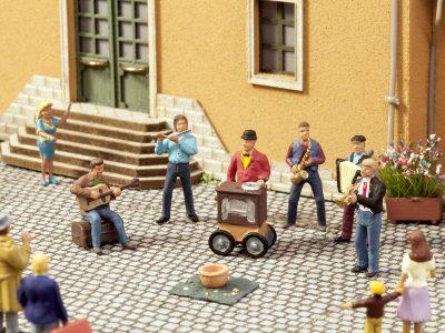 Straßenmusiker <br/>NOCH 12955