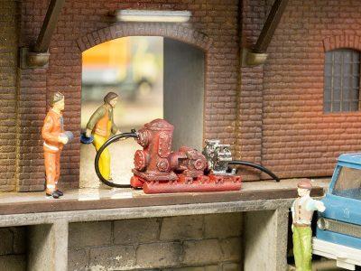 Entwässerungs-Pumpe <br/>NOCH 13752